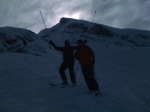 Tom And Alex were very competent skiers. Anyone who ski's with Chalet Margaritka off-piste do so at their own risk and must be sure to have the proper ski insurance. Chalet Margaritka cannot accept any liability for the risk that such hugely, enjoyable skiing entails.